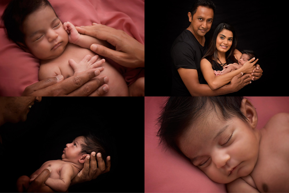 Townsville Newborn photographer.