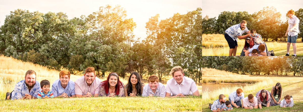 Outdoor Family session Yarck, Victoria by Hannah Elizabeth