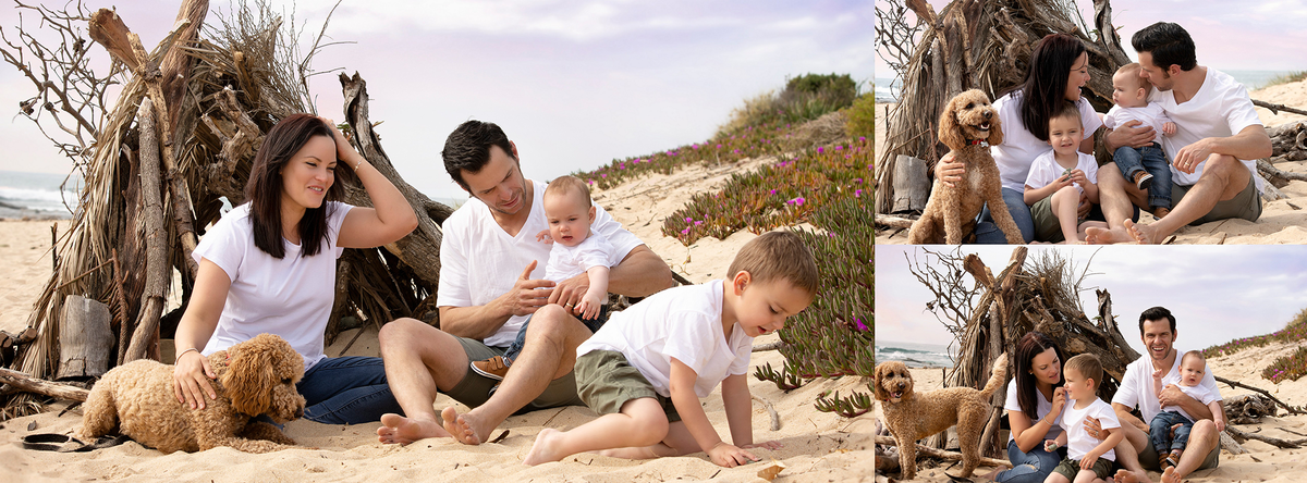 Wollongong beach Family session Photographer Hannah Elizabeth