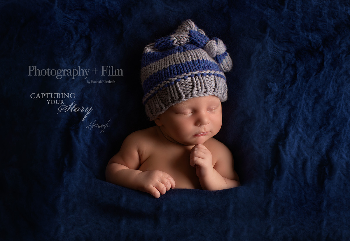 Townsville Newborn baby boy photography.