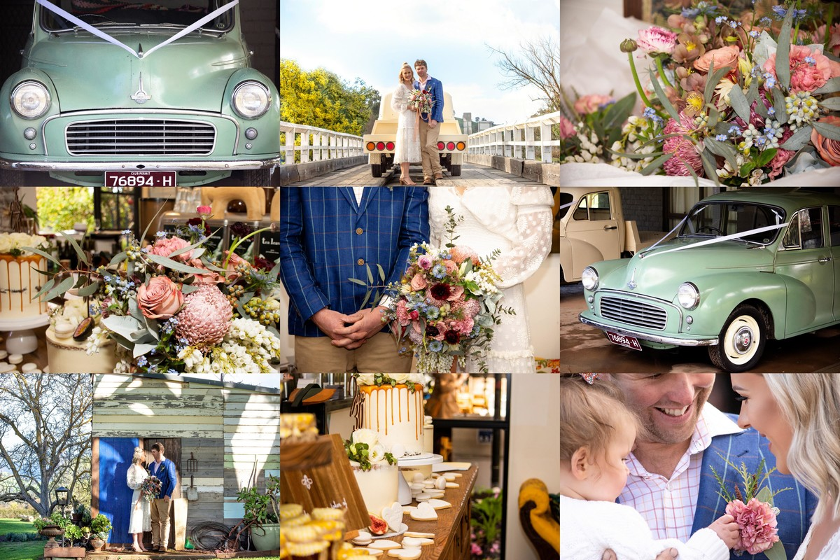Photography by Hannah Elizabeth Wedding packages